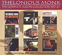 Complete Albums Collection: 1957-1961 (5CD Box Set) by Thelonious Monk