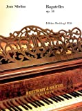 シベリウス: バガテル Op.34/ブライトコップ & ヘルテル社/ピアノ・ソロ