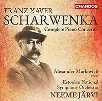 Scharwenka: Piano Concertos by Alexander Markovich (2014-04-29)