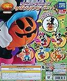 ディズニーハロウィン かぼちゃパンツマスコット全5種コンプリートセット