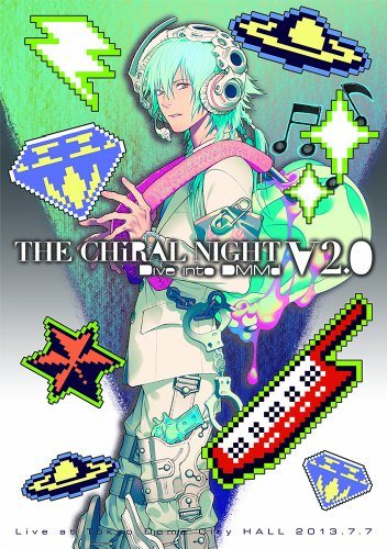 THE CHiRAL NIGHT -Dive into DMMd- V2.0Live at Tokyo Dome City HALL 2013.7.7【初回生産限定盤】 [Blu-ray]の詳細を見る