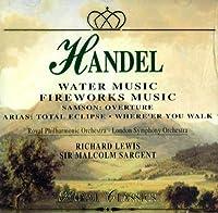 Handel;Water Music/Firework