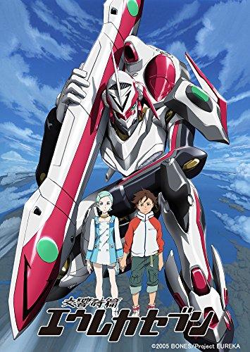 TVシリーズ 交響詩篇エウレカセブン Blu-ray BOX1 ...[Blu-ray/ブルーレイ]