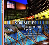 900 Miles - Works for flute & piano