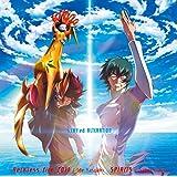 「スクライドオルタレイション」TAO主題歌 Reckless fire 2011/QUAN主題歌 SPIRITS