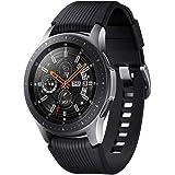 Samsung. Galaxy Watch ギャラクシーウォッチ 最新モデル Wi-Fi Bluetooth SM-R800 46mm [並行輸入品] シルバー