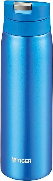 タイガー 水筒 500ml サハラ マグ ステンレスボトル ワンタッチ 軽量 スカイブルー MCX-A501AK
