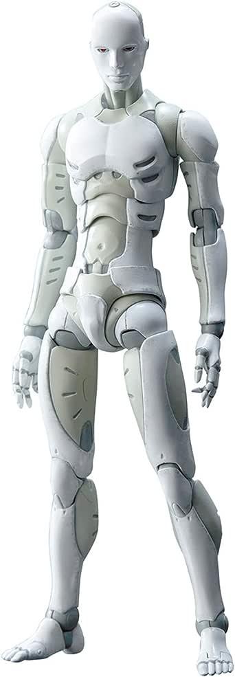 1/12 東亜重工製第二次生産 合成人間 1/12スケールPVC&ABS製塗装済み可動フィギュア