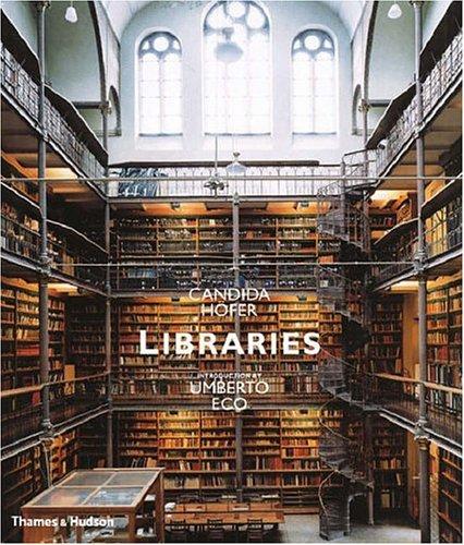 Candida Hofer: Librariesの詳細を見る