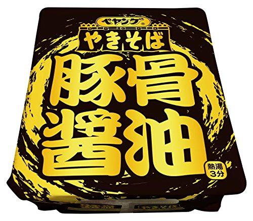 ペヤング 豚骨醤油やきそば 115g×18個