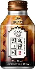 Haitai Golden Drop Black Sugar Milk Tea, 270ml