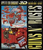 Appetite for Democracy 3d: Live at the Hard Rock [Blu-ray]