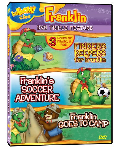 FINDERS KEEPERS FOR FRANKLIN/SOCCER ADVEDNTURE/GOE