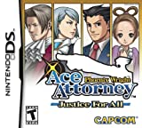 Phoenix Wright Ace Attorney - Justice for All (輸入版)