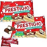 ココナッツ入りチョコレートバー 2袋セット/プレスチージョ/ネッスル//Nestle/PRESTIGIO