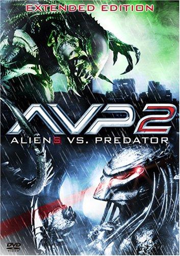 AVP2 エイリアンズVS.プレデター 完全版 (初回生産分限定特典ディスク付・2枚組) [DVD]の詳細を見る