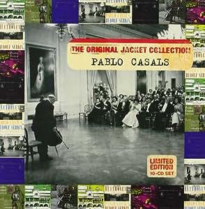 Pablo Casals Original Jacket Collection