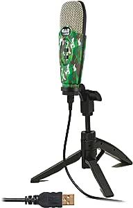 CAD AUDIO USB 単一指向性 スタジオ レコーディング コンデンサー・マイクロフォン U37