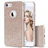 iPhone7 ケース Imikoko iPhone 7 ケース アイフォン7 保護カバー キラキラ ブランド ラメ グリッター