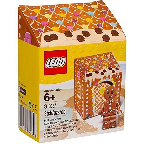 LEGO 5005156 Gingerbread Man レゴ ジンジャーブレッドマン お菓子の家(北米並行輸入品)