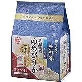 【精米】生鮮米 無洗米 北海道産ゆめぴりか 1.8kg 平成30年産