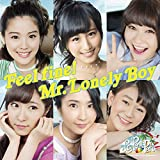 「Feel fine!/ Mr.Lonely Boy」 (完全限定盤)  (CD+写真集)