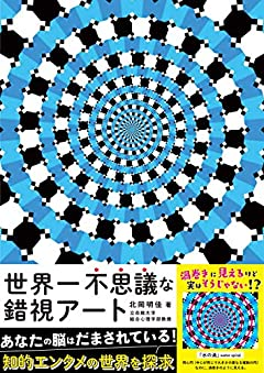 世界一不思議な錯視アート