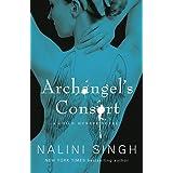 Archangel's Consort: Book 3 (Guild Hunter Series)