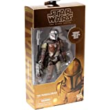 """Star Wars The Black Series 6"""" Carbonized The Mandalorian (Target Exclusive)."""