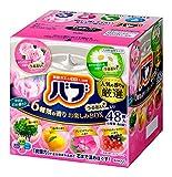 【大容量】 バブ  6つの香りお楽しみBOX うるお...