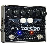 electro-harmonix エレクトロハーモニクス エフェクター オーバードライブ/ディストーション EHX Tortion 【国内正規品】