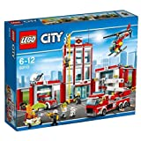 レゴ シティ 60110 消防署