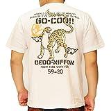 悟空本舗 ゴクー GOCOO 和柄 Tシャツ 半袖 日本製 ベトシャツ風 GST-1112