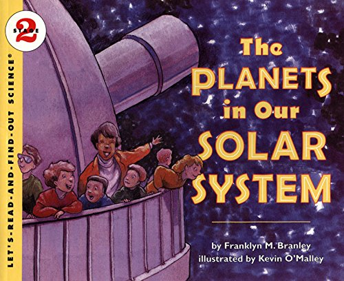 The Planets in Our Solar System (Let's-Read-and-Find-Out Science 2)の詳細を見る