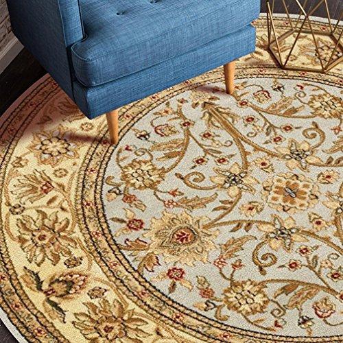 [XINXIKEJI]ペルシャ 絨毯 円形 ラグ カーペット...