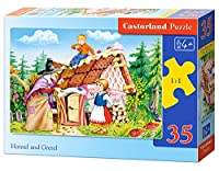 35pc Hansel & Gretel Jigsaw Puzzle
