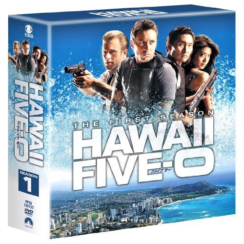 Hawaii Five-0 シーズン1<トク選BOX>(12枚組) [DVD]の詳細を見る
