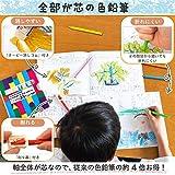 サクラクレパス 色鉛筆 クーピー 12色 ソフトケース入り FY12-R1 画像