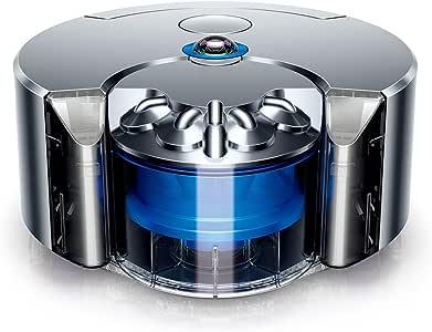 ダイソン 掃除機 ロボット掃除機 dyson 360 eye RB01 NB ニッケル/ブルー