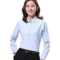 ブラウス シャツ レディース 通勤 長袖 オフィス シャツ 可愛い 形態安定 カジュアル おしゃれ 着痩せ 黒 白 ビジ…