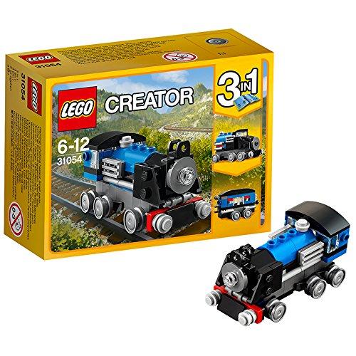 [해외]레고 (LEGO) 크리에이터 푸른 기차 31054/Lego (LEGO) Creator blue train 31054