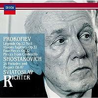 プロコフィエフ:束の間の幻想、他
