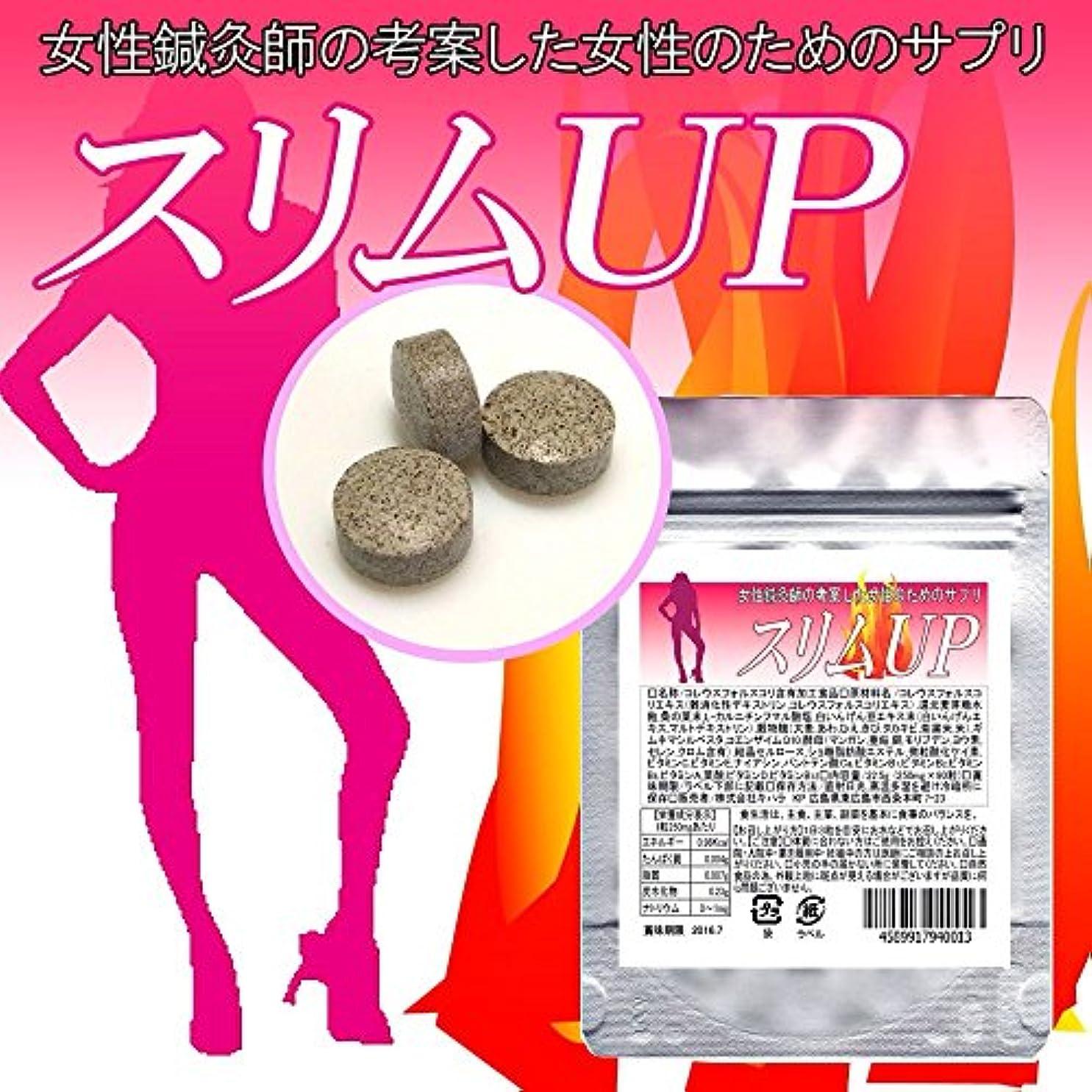 きつく火山学中間ダイエットサプリメント フォルスコリ?桑の葉?L-カルニチン含有 スリムUP