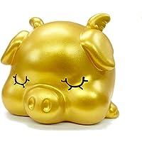 ブタ 貯金箱 貯金 おもちゃ ゴールド 金運グッズ ブタの貯金箱 風水 置物 こども アイデア貯金箱