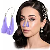 Nose Shaper Lifter Clip Nose Beauty Up Lifting Soft Safety Silicone Rhinoplasty Nose Bridge Straightener Corrector Slimming D