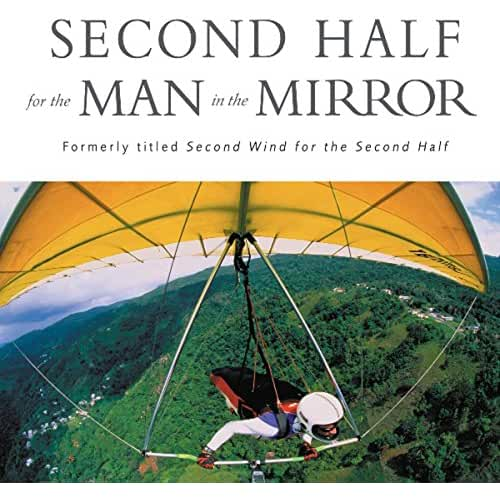 the man in the mirror solving the 24 problems men face - 500×500