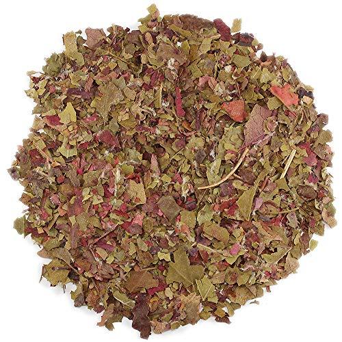 レッドワインリーフティー(赤ぶどう葉茶) (お徳用200g) 赤ブドウ葉茶乾燥 レッドグレープリーフティー 赤葡萄葉茶