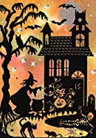 Bothy threads ボシースレッズ Pumpkin House パンプキンハウス XE4 日本語解説書付き 【正規輸入品】 クロスステッチ 刺繍 キット 【日本代理店品】