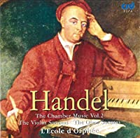Handel: the Chamber Music-L
