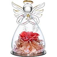 ANLUNOBプリザーブドフラワー 生花 枯れない花 バラ 誕生日 記念日 お見舞い お祝い 母の日 バレンタイン プレ…